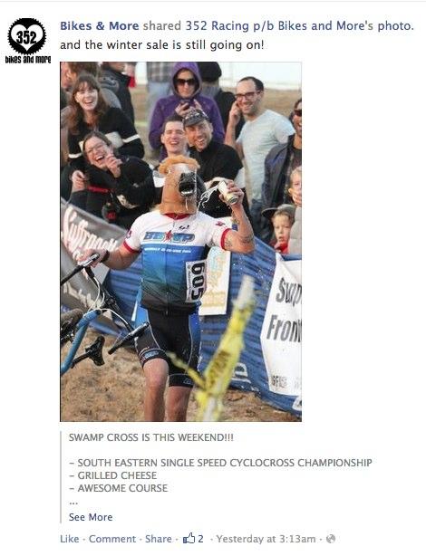 Cyclo X Horse
