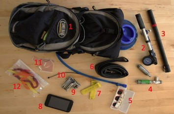 Read 'What's In the Bag?'