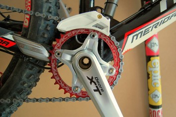 single chainring on mtb