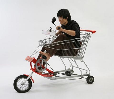 hybrid cart