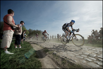 Paris-Roubaix - The Bikes