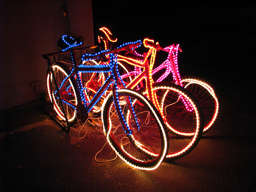 Multi Function Christmas Lights