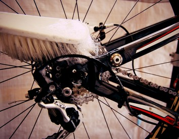 Read 'How to clean and lube your chain in 5 steps'