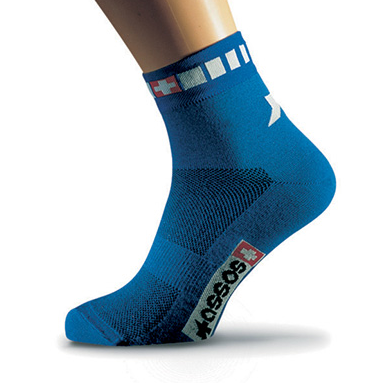 assos summer cycling socks