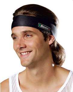 santini sweat band for cycling