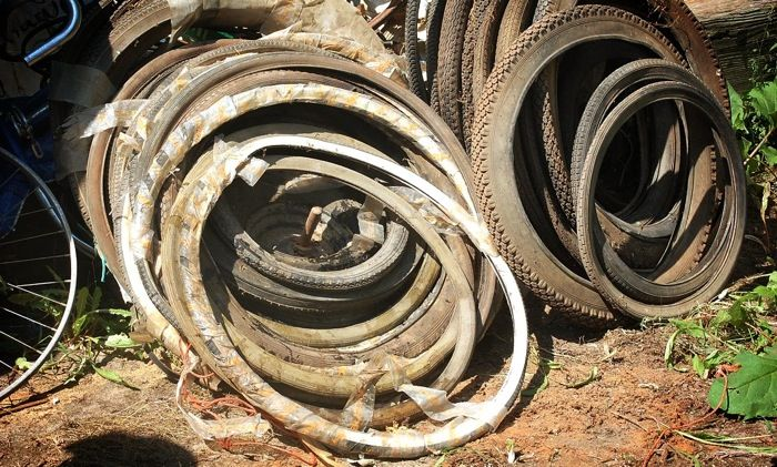 6 signs to replace your tires for What do you do with old tires