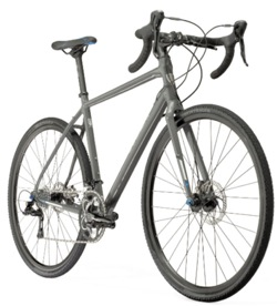 Trek cyclocross bike for touring