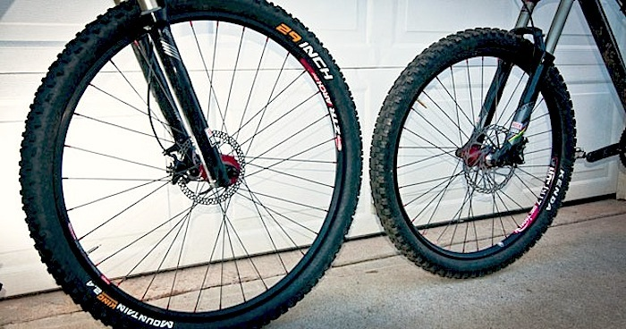 29 vs 26 inch mountain bike wheels
