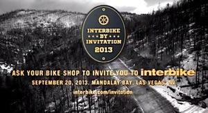 Interbike by Invitation 2013