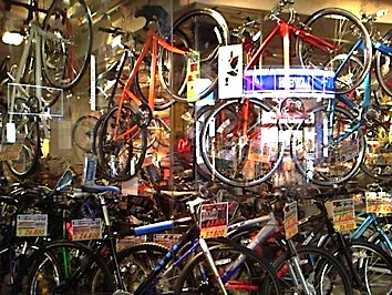 Local bike shop - Cam Switzer
