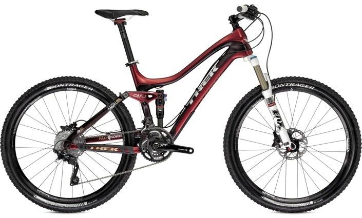 Trek Lush Carbon 2013