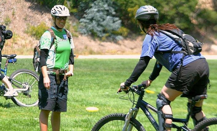 Recreational Mountain Biking Women