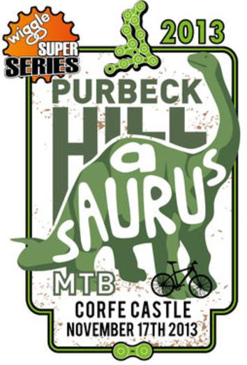Purbeck Hillasaurus MTB, Dorset UK