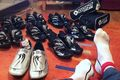 Bont cycling shoes