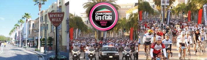 Gran Fondo Giro d'Italia Beverly Hills