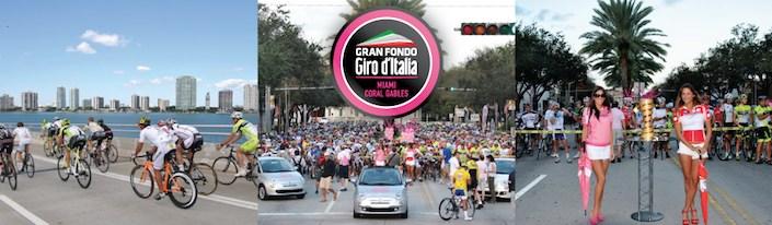 Gran Fondo Giro d'Italia Miami