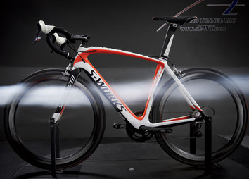 Wind tunnel testing the Specialized S-Works Venge
