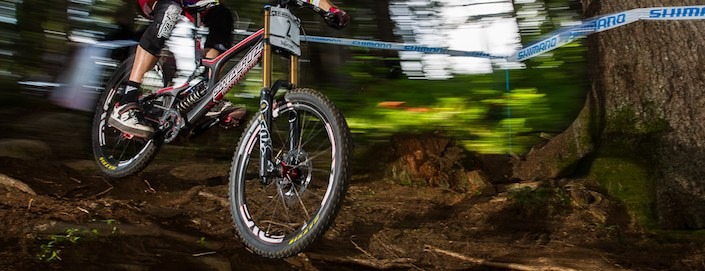 mountain bike suspension