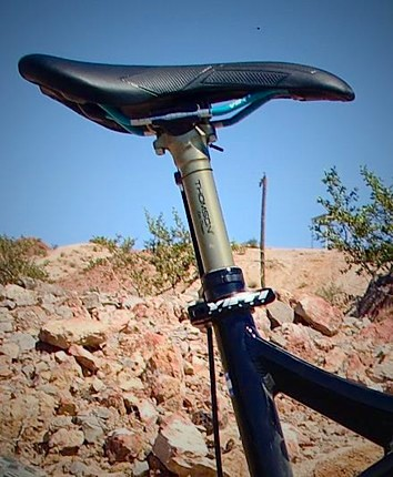 Upgrade Time Dropper Seatposts