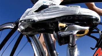 Read 'The art of clipping in' on BikeRoar