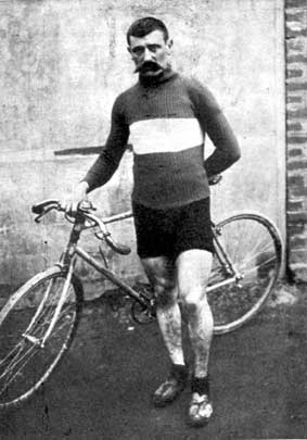 Eugène Christophe Tour de France 1913