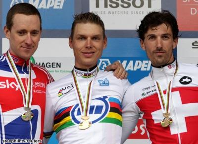 UCI road world championship 2011 elite men