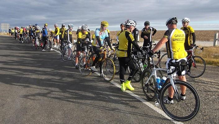 Gawler Wheelers cycling club social media success