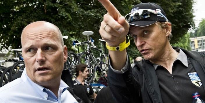 Oleg Tinkov and Bjarne Riis - bad cycling social media