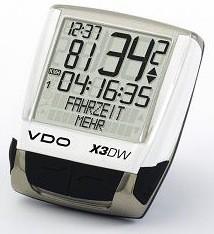 VDO X3DW cycling computer