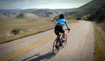 Read 'Preparing for your first 'Big One' (the 60 mile, 100km bike ride)'
