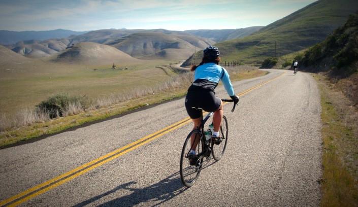 Riding the Big One - long range cycling