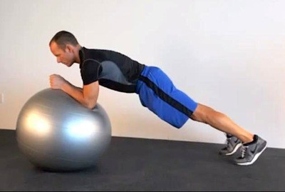 Core strength training exercises