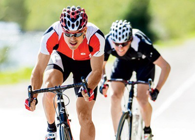 Sprint and strength cycling training