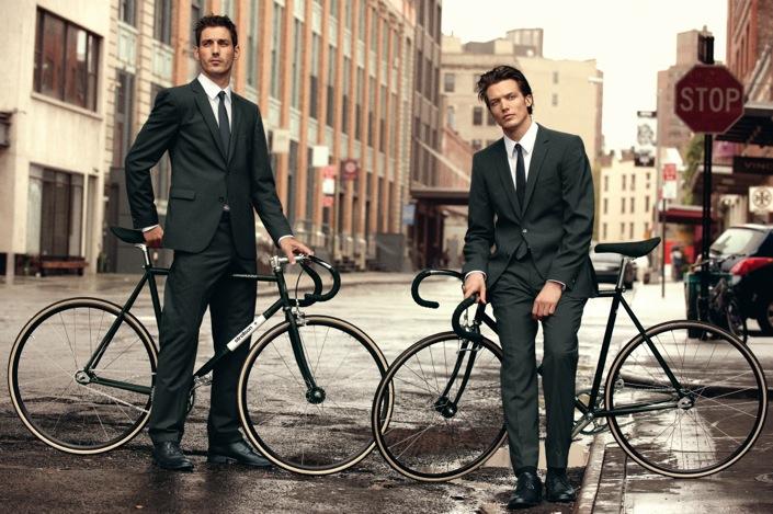 Bianchi Strellson cycling suits