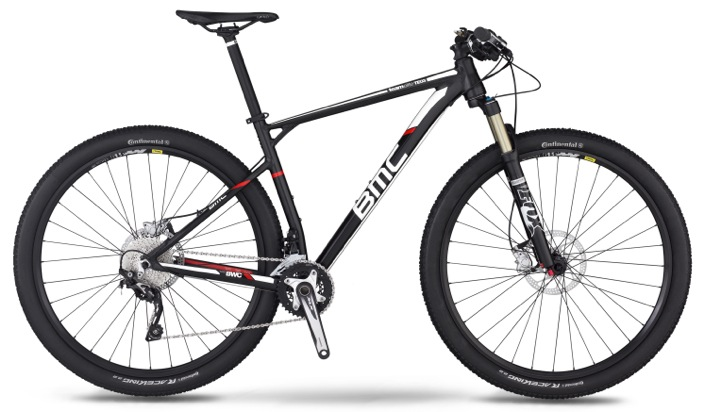 2014 BMC Teamelite TE03 29 SLX-Deore