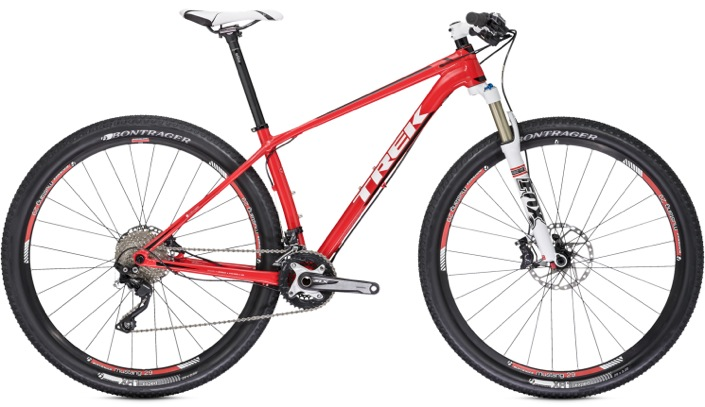 2014 Trek Superfly 8