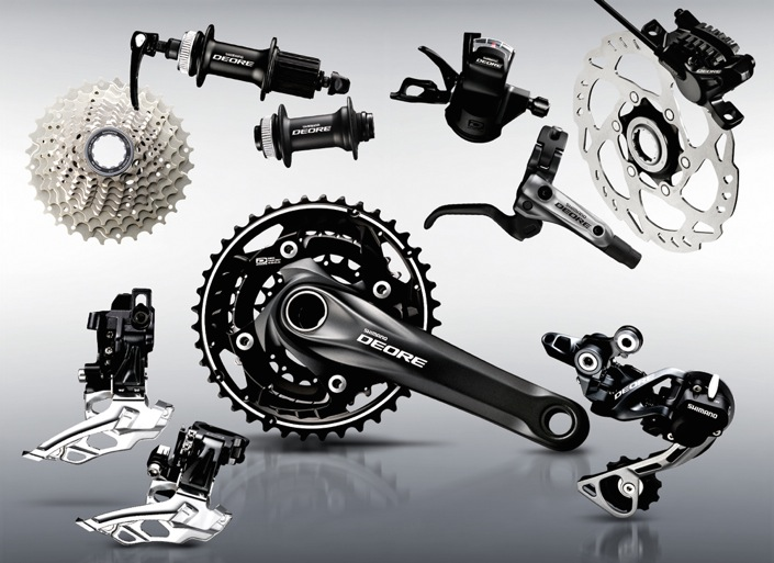 Shimano Deore Groupset