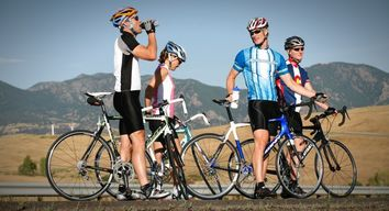 Read 'How to stay hydrated while cycling'