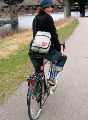 Bike Path Commute