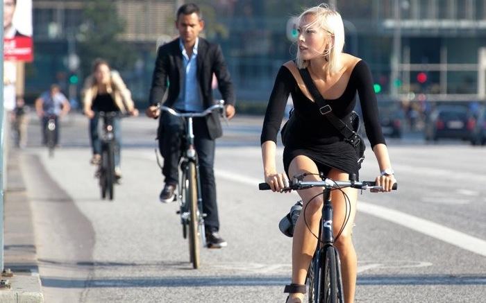 City Bike Commuting