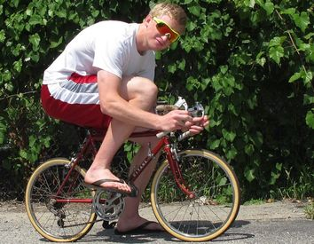 Read 'Bike Setup: The benefit of a professional 'shop fit' and some DIY alternatives'