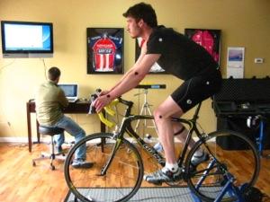 Computer bike fit