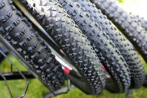 Choosing mountain bike tires for XC, enduro and downhill