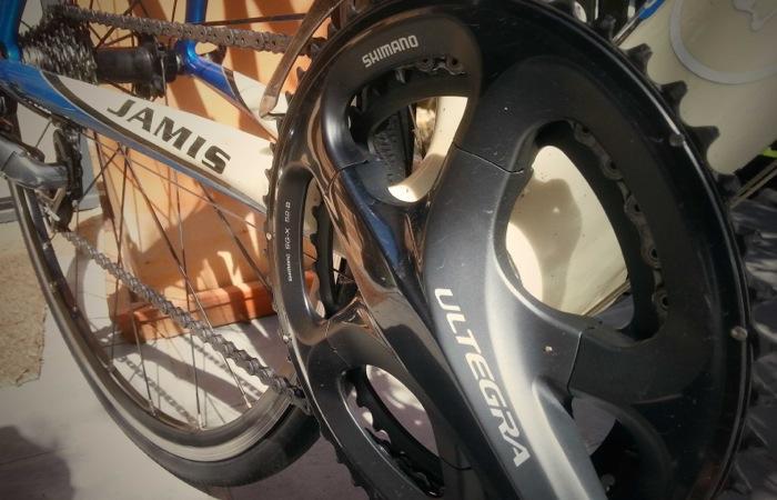 Bicycle cranks