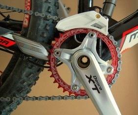 1 x 10 bike crank