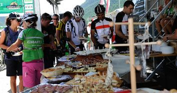Read 'Cycling and food: When to eat and what to eat'