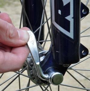 check bike QR