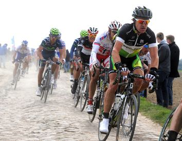 Read 'Video of the week: 2014 Paris-Roubaix with Orica GreenEdge Cycling Team'