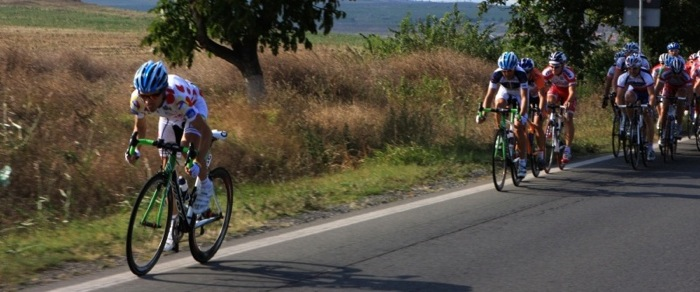 Bike interval training
