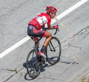 Bike sprint chuck up